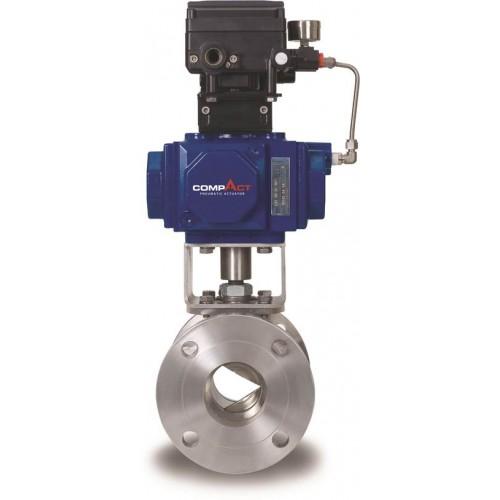 Habonim Profix control ball valve