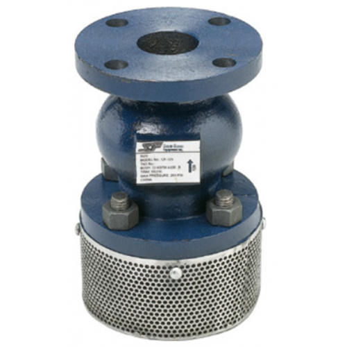 Sure Flow (silent seat type) foot valve