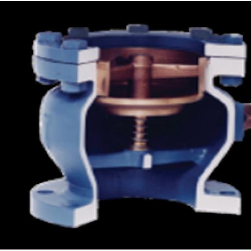 Valmatic vacuum breaker valve