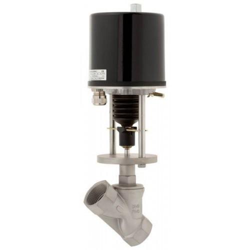 Schubert Salzer angle seat valve