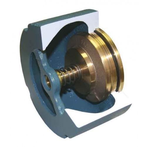 Valmatic silent check valve