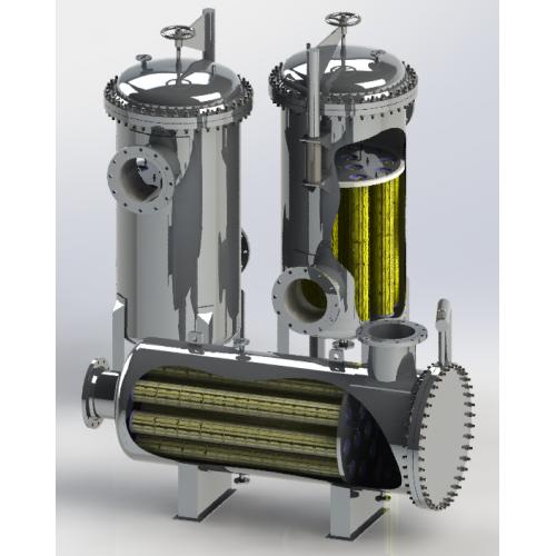 K-Flow cartridge filter