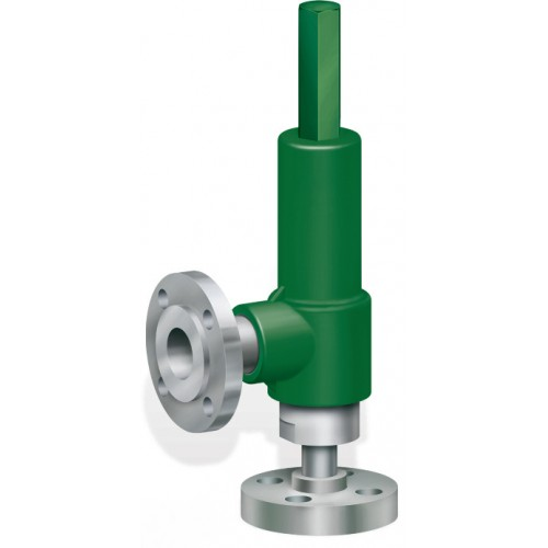 Hydroseal safety relief valve