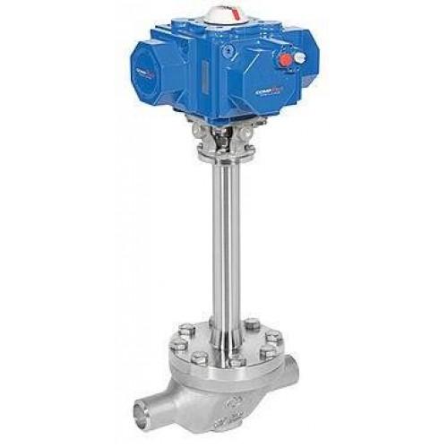Habonim cryogenic TOP ENTRY ball valve