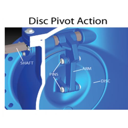 Valmatic AWWA swing check valve