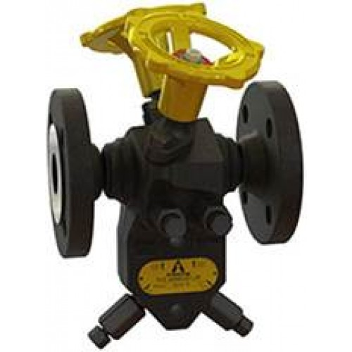 Armstrong TVS6000UD DOUBLE BLOCK & BLEED steam trap station