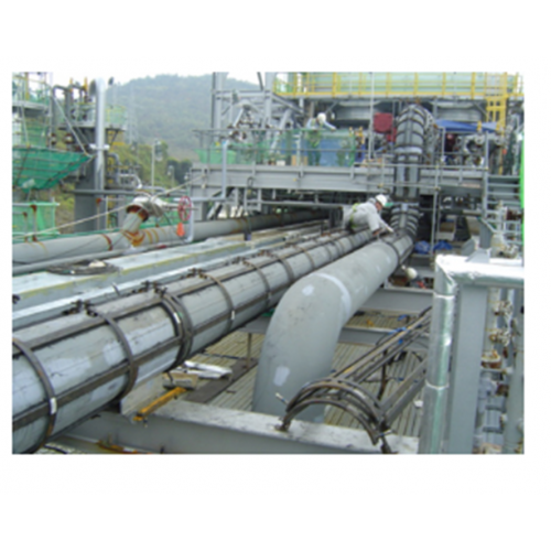 CSI heat tracing for piping & tanks