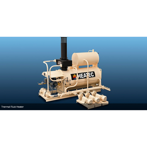 Heatec thermal fluid heater