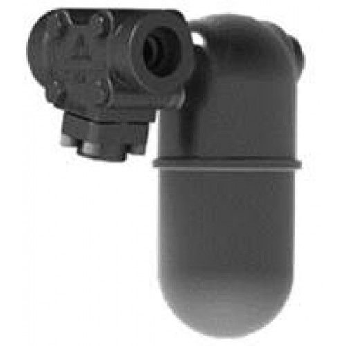 Armstrong high pressure inverted bucket steam trap with 4-bolts universal connector
