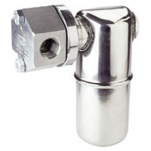 Armstrong steam trap special for copper steam tracer that always got problem with plugging/jammed (with universal connector)