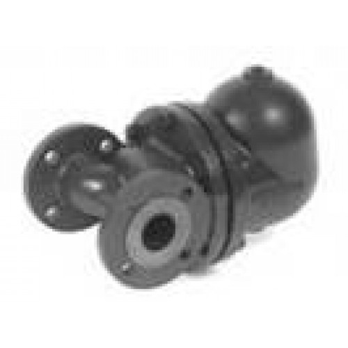 Armstrong ductile iron float & thermostatic steam trap