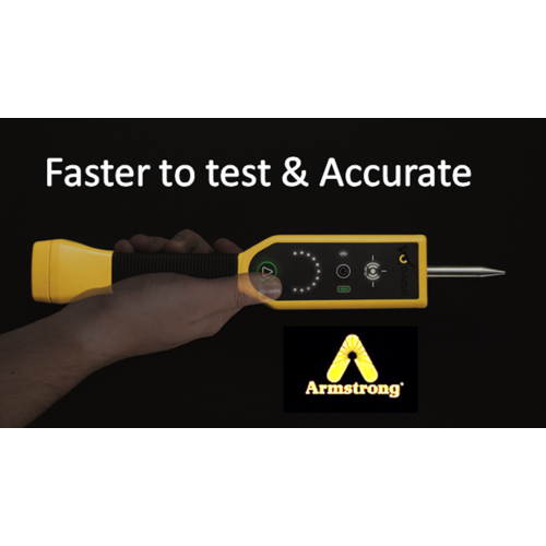 Armstrong Sage UMT wireless steam trap tester