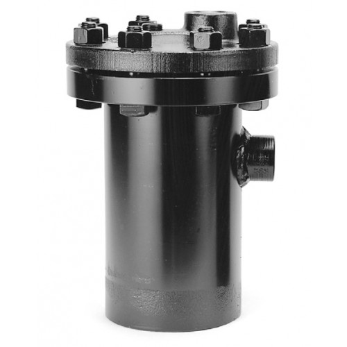 Armstrong carbon steel high leverage ball float type air relief trap (up to 2700 psi pressure)