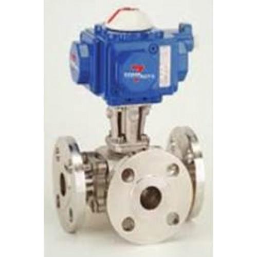 Habonim multiport  & diverter ball valve