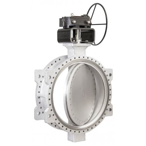 Delval series 4 Triple Offset butterfly valve
