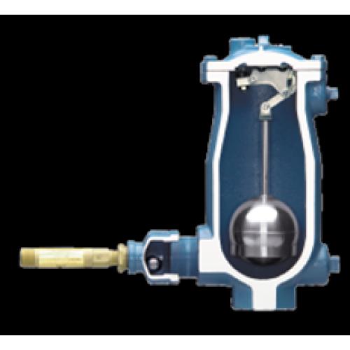 Valmatic vacuum priming valve