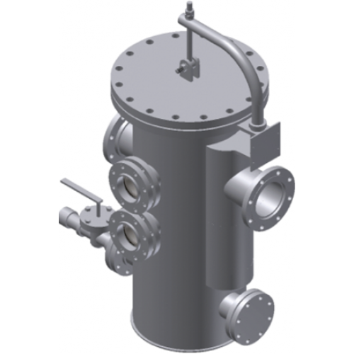 CSI sulphur seal solution in SRU (sulfur recovery unit)