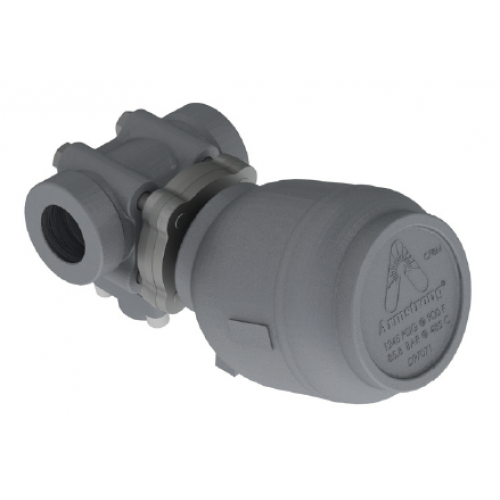 Armstrong high pressure free float & thermostatic steam trap with 4-bolts universal connector