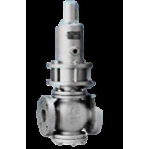 Yoshitake primary pressure (back pressure) reducing valve for oil/heavy oil model GD7R