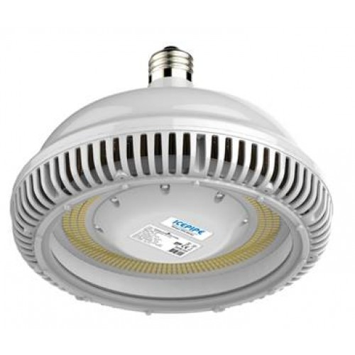 LED high bay light with E40 thread connection to replace metal halide & high pressure sodium bulb