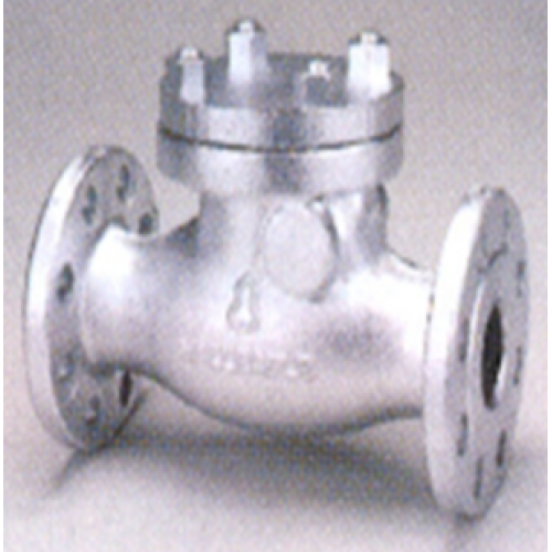 Hitachi ductile iron swing check valve M20KFCS