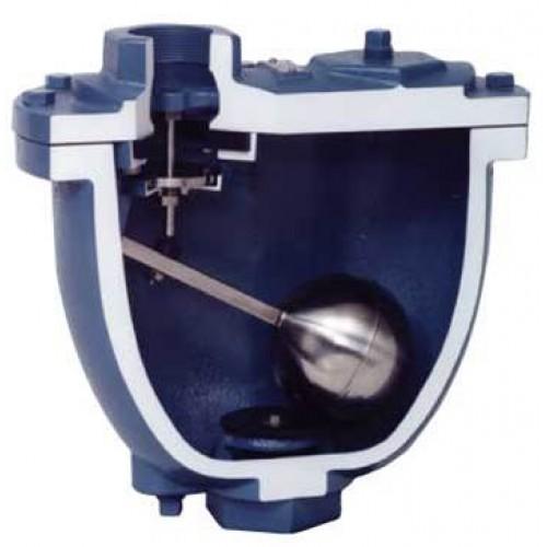 Valmatic combination air and vacuum valve