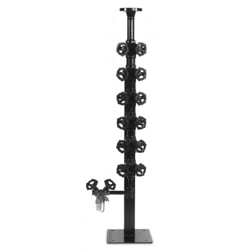 Armstrong steam distribution manifold & condensate collection manifold