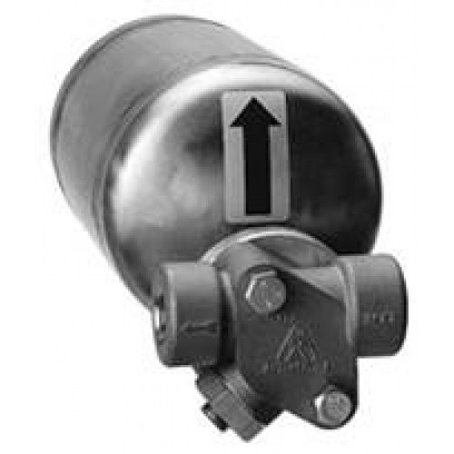 Armstrong ALL STAINLESS STEEL steam trap float & thermostatic with UNIVERSAL CONNECTOR