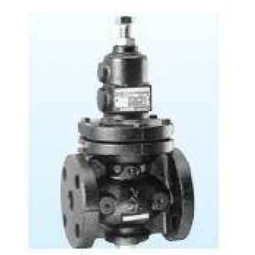 Yoshitake primary pressure (back pressure) reducing valve for water, oil & air model GD-20R