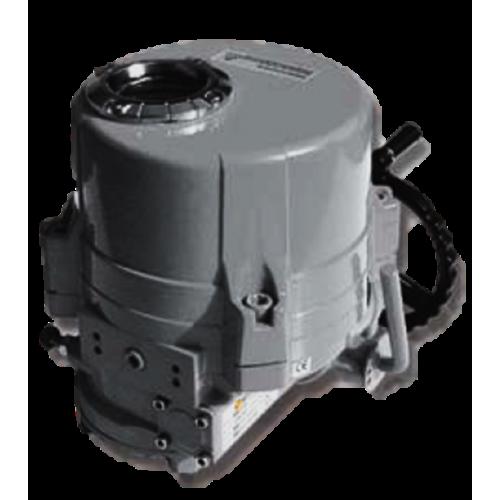 Nutork electric actuator model NTQ