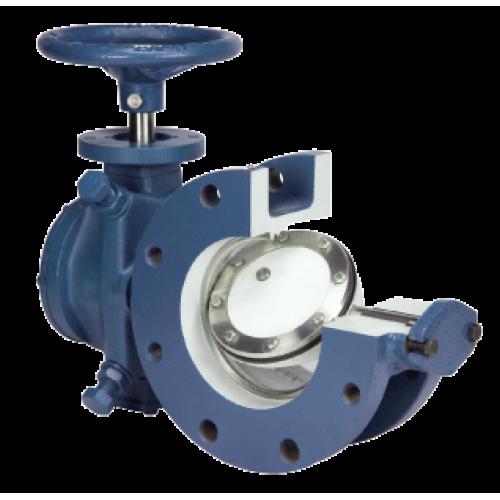 Valmatic AWWA butterfly valve