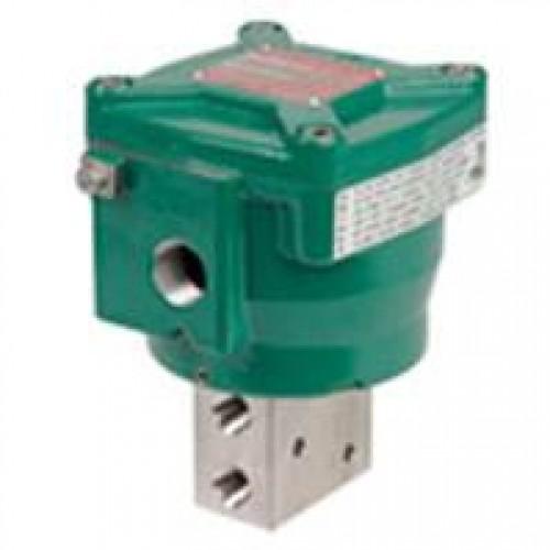 Asco solenoid valve (pilot for pneumatic actuator)