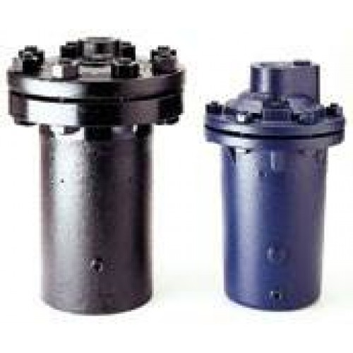 Armstrong drain trap BVSW especially built if oil is present with condensate (Liquid drainer = Air trap)