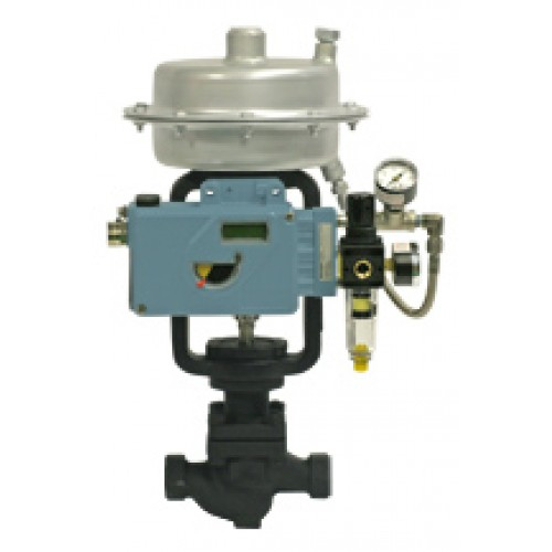 Armstrong globe type control valve 1500 series