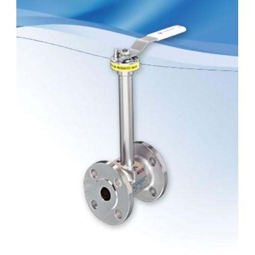 Habonim Cryogenic ball valve