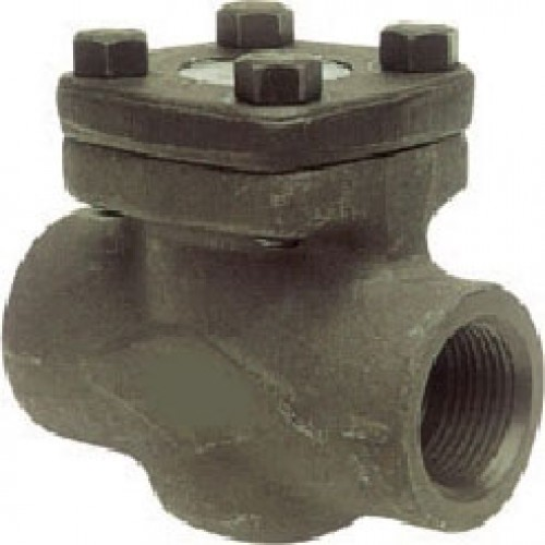 Douglas Chero forged steel & stainless steel  piston lift check valve