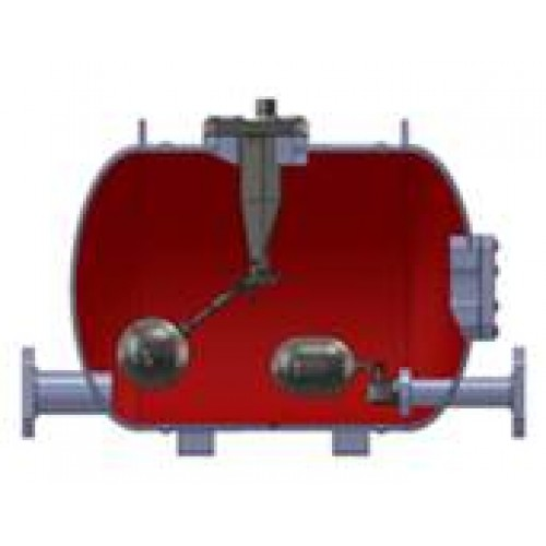 Armstrong combination steam trap & condensate pump in one body