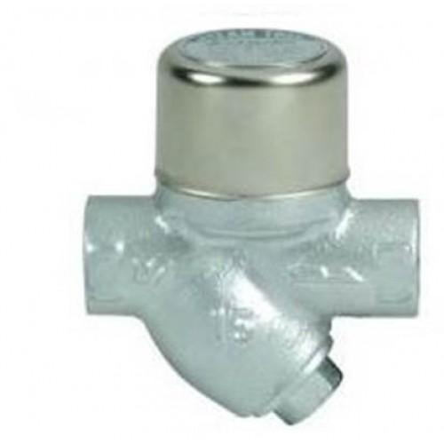 Yoshitake thermodynamic type of steam trap