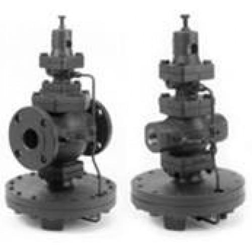 Yoshitake pilot diaphragm type STEAM pressure reducing valve model GP-2000