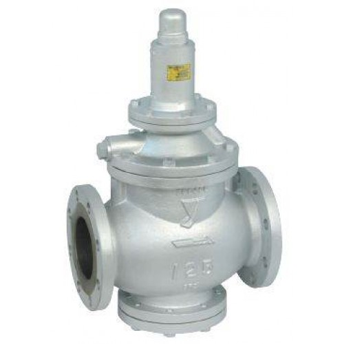 Yoshitake pilot piston type STEAM pressure reducing valve model GP-1000