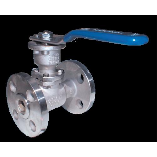 Habonim spring return handle for ball valve