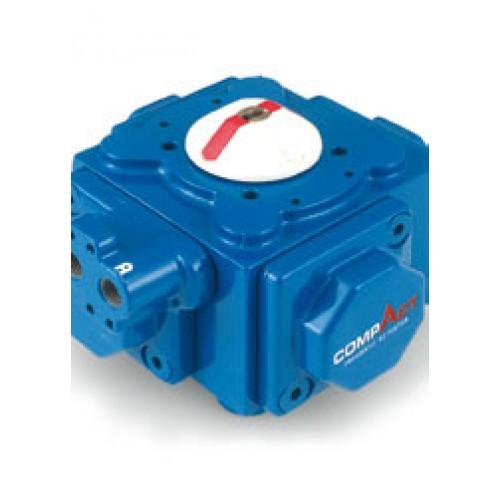 Habonim Compact II pneumatic actuator