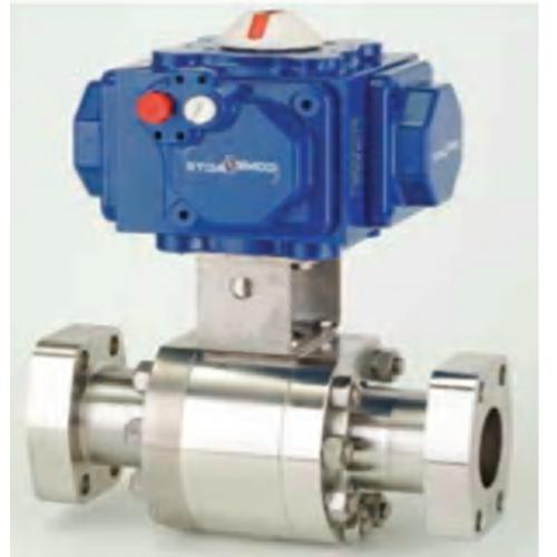 Habonim high pressure ball valve