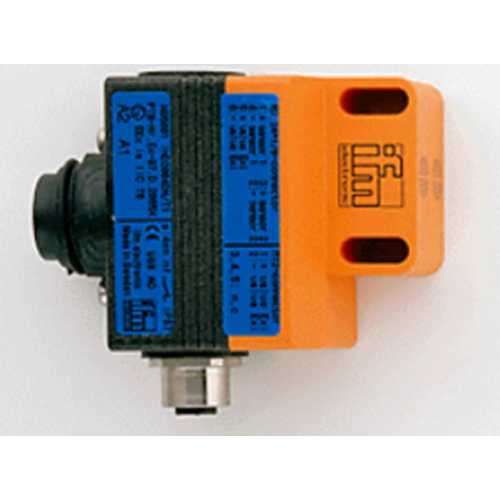IFM inductive proximity switch for OPEN CONCEPT of pneumatic actuator position remote indication