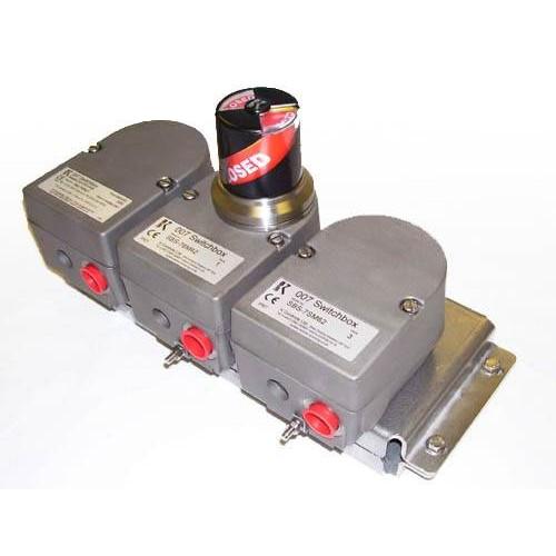 K-Controls proximity/limit switch box
