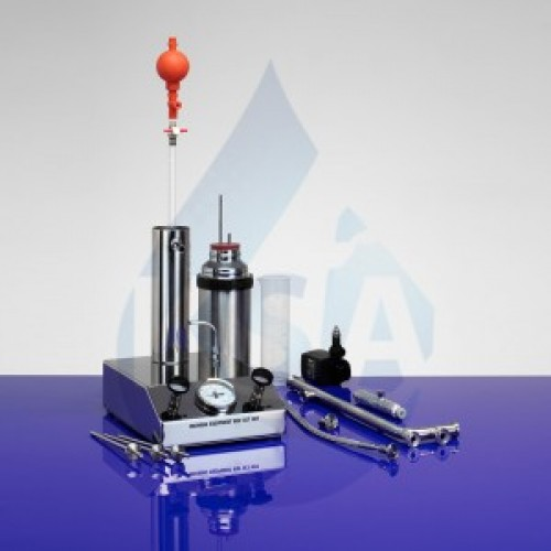 KSA steam quality test kit