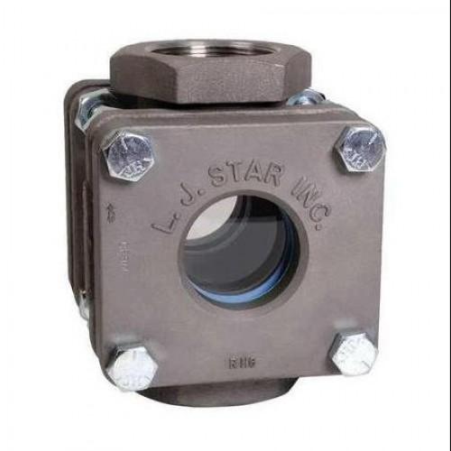 LJ Star bulls eye sight glass