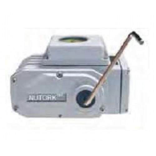 Nutork electric actuator model NTE