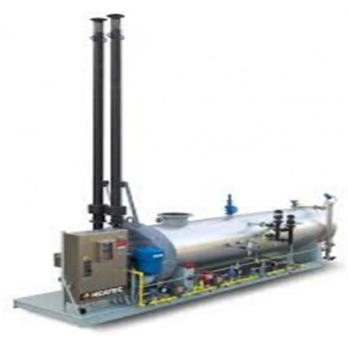 Heatec fire tube reboiler