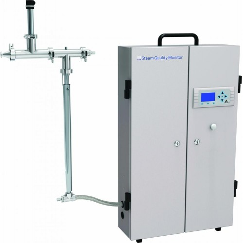 Armstrong automatic steam quality test monitor for pharma industries